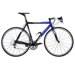 Opera Giorgione Hydro Road Bike Frame w/ Fork (Blue) (59) : Road Bicycle Frames : Sports & Outdoors