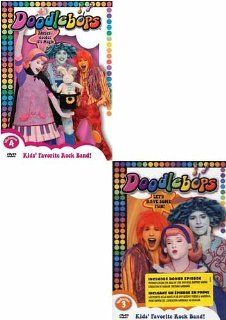 Doodlebops   Abraca Deedee It's Magic Vol. 4/Let's Have Some Fun! Vol. 3: Movies & TV