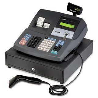 XE A507 Cash Register, 7000 LookUps, 99 Dept, 40 Clerk, with Hand Scan