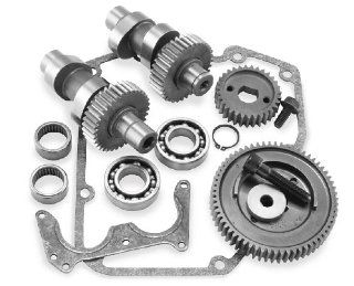 S&S Cycle 509G Gear Drive Touring Cam Kit 330 0017: Automotive