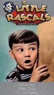 Fishy Tales [VHS] Mickey Daniels, Mary Kornman, Allen 'Farina' Hoskins, Joe Cobb, George 'Spanky' McFarland, Dickie Moore, Matthew 'Stymie' Beard, Bobby 'Wheezer' Hutchins, Dorothy DeBorba, John 'Uh huh' Collum, Bob