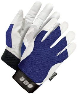 BDG 20 9 816 NM Winter Lined Mechanic Glove, Medium, Navy   Work Gloves