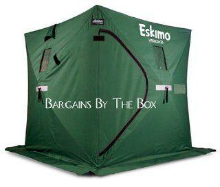 Eskimo Quick Fish 2 Ice Fishing Shanty Brand New In Box  Fishing Ice Fishing Shelters  Sports & Outdoors