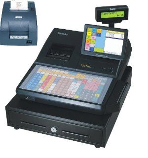 "Restaurant SPS 530 FT 7"" Touch Screen Cash Register with Kitchen Printer: Everything Else"