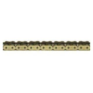 530 ZVX2 Quadra X Ring Chain   140 Links   Gold, Manufacturer: EK Chain, EK530ZVX2 X 140G CHAIN: Automotive