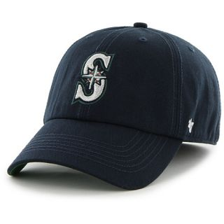 47 BRAND Mens Seattle Mariners Franchise Stretch Fit Cap   Size: Medium