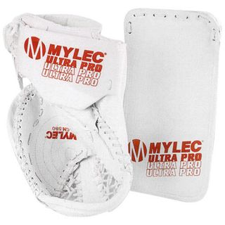 Mylec Ultra Pro Senior Roller Hockey Catch Glove   Size Left Hand, Black (580A)