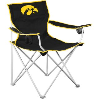 Logo Chair Iowa Hawkeyes Deluxe Chair (155 12)