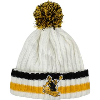 NEW ERA Mens Pittsburgh Steelers Yesteryear Knit Hat 80869501c