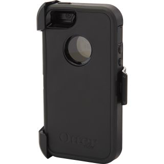 OTTERBOX Defender Series Phone Case   iPhone 5/5s, Black