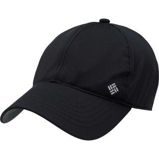 COLUMBIA Womens Coolhead III Ball Cap, Black