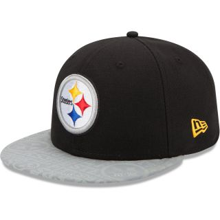 NEW ERA Mens Pittsburgh Steelers On Stage Draft 59FIFTY Fitted Cap Size ... 6e4623aa7