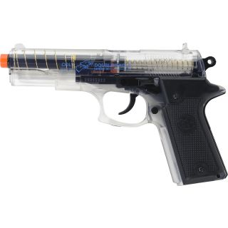 COLT Double Eagle Spring Powered Airsoft Pistol, Clear