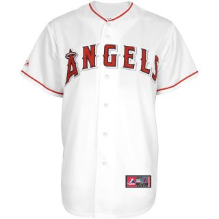 Majestic Athletic Los Angeles Angels C.J. Wilson Replica Home Jersey   Size: