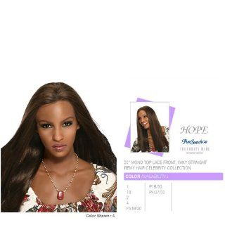 Beverly Johnson Lace Front Wigs 100% Remy Human Hair Wig Hope, 1b Off Black  Hair Replacement Wigs  Beauty