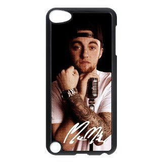 Custom Mac Miller Hard Back Cover Case for iPod touch 5th IPH544: Cell Phones & Accessories