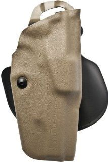 Safariland 6378 ALS Paddle Holster, Right Hand, STX FDE Brown   S&W 6378 53 551  Gun Holsters  Sports & Outdoors