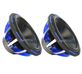 "2) POWER ACOUSTIK MOFO 152X 15"" 6000 WATT Car Subwoofers Subs Audio Woofers DVC : Vehicle Subwoofer Systems : Car Electronics"