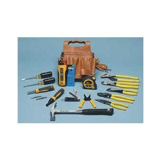 Ideal Industries, Inc. 35 800 Electricians Tool Kit With Pouch   Power Tool Combo Packs