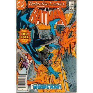Detective Comics No. 564 (.It's Double Barreled BEDLAM) DC Books