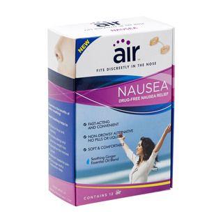 Air Drug free Nausea Relief Nasal Breathing Aid (Pack of 12) Respiratory Accessories
