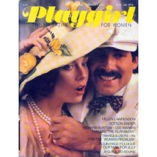 PLAYGIRL MAGAZINE, issue dated   July 1974 Bisexuals  new look at an old story; Playgirl's MAN for July Lou Zivkovich; Playgirl's Discovery: Playgirl Magazine Inc.: Books