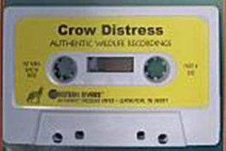 Western Rivers 593 Mity Call Crow Distress Cassette Tape  Coyote Calls And Lures  Sports & Outdoors