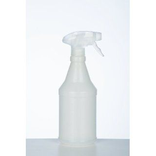 "SKILCRAFT 8125 01 577 0212 Recyclable Plastic Trigger Spray Bottle, 32 fl oz Capacity, 9 1/2"" Height, Opaque (Pack of 12): Industrial & Scientific"