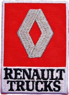 RENAULT Trucks Logo Cars Magnum Clothing CR03 Iron on Patches