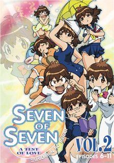 Seven of Seven, Vol. 2: A Test of Love: Nana 7 of 7: Movies & TV