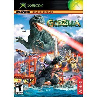 Godzilla Save the Earth   Xbox: Unknown: Video Games