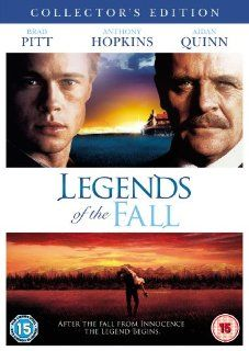 Legends of the Fall: Brad Pitt, Anthony Hopkins, Aidan Quinn, Julia Ormond, Henry Thomas, Karina Lombard, Tantoo Cardinal, Gordon Tootoosis, Paul Desmond, Christina Pickles, Robert Wisden, John Novak, Edward Zwick, Jane Bartelme, Marshall Herskovitz, Patri