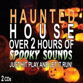 Halloween Haunted House: Scary Halloween Sounds: Music