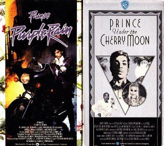 Prince Under the Cherry Moon , Prince Purple Rain : Prince 2 Pack Collection: Prince, Albert Magnoli, Apollonia, Kim Upshur, Clarence Williams III: Movies & TV