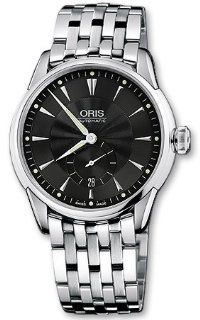 Oris Artelier Small Second, Date Mens Watch 623 7582 40 74 Mb at  Men's Watch store.
