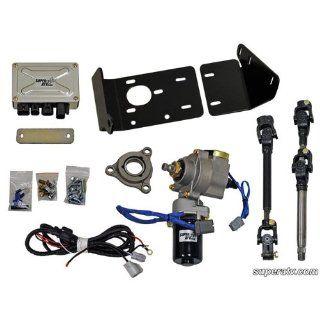 SuperATV PS P RZRXP EZ Steer Electric Power Steering Conversion Kit For 2011 Polaris RZR XP900 Automotive