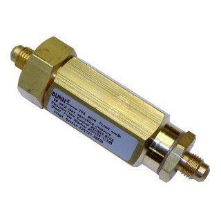 Bunn Strainer/Flow Control 1/4 Flare X 4 1/4   Part# 37855. 0750   Sink Strainers