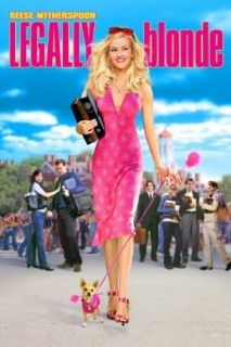 Legally Blonde: Reese Witherspoon, Luke Wilson, Selma Blair, Matthew Davis:  Instant Video