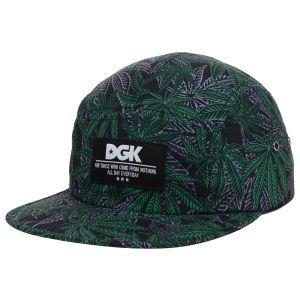 DGK Homegrown Camper Cap