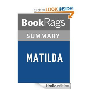 Matilda by Roald Dahl l Summary & Study Guide eBook BookRags Kindle Store