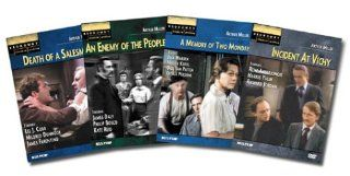 Broadway Theatre Archive Arthur Miller Collection (Death of a Salesman/Incident at Vichy/Enemy of the People/Memory of Two Mondays)    Exclusive Donald Buka, Catherine Burns, J.D. Cannon, George Grizzard, Dan Hamilton, Earl Hindman, Barnard Hughes, Harvey