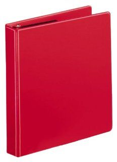 Cardinal by TOPS Products XtraValue Slant D Ring Binder, 1.5 Inch Capacity, Red (XV452)  Office D Ring And Heavy Duty Binders
