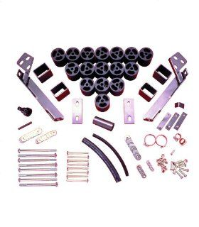 "Performance  Accessories  663  3"" Body Lift Kit  Dodge  P/U  Ram  1500,  2500,  3500  Std/Ext/Dual  2/4Wd: Automotive"