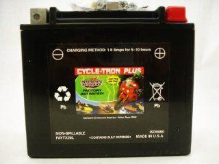 YTX20L BS Cycle Tron Plus Battery Automotive