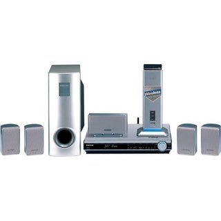 Samsung HT DS690 DVD Home Theater System with Wireless Surround Speakers (Discontinued by Manufacturer) Electronics