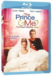 The Prince & Me 2: The Royal Wedding [Blu ray]: Maryam D'Abo, Jim Holt, Kam Heskin, Jonathan Firth, Luke Mably, Clemency Burton Hill, Catherine Cyran: Movies & TV
