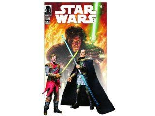Star Wars 2009 Comic Book Action Figure 2Pack Dark Horse Tales of the Jedi #6 Ulic QuelDroma & Exar Kun Toys & Games