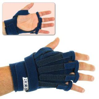 W 701 Hand Based Radial Nerve Splint   Right, Medium/Large: Health & Personal Care
