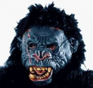 Adults King Kong Gorilla Costume Mask: Clothing