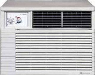 EQ08M11A 7 500 BTU Window/Wall Air Conditioner with 4 000 BTU Electric Heat 115 Volts 2 Fan Speeds Slide out Chassis EntryGard Protection:   Through The Wall Air Conditioners
